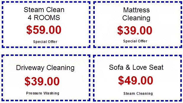4 Coupons 05-16-15 - Orange County Steam Masters